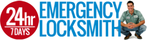 emergency locksmith logo